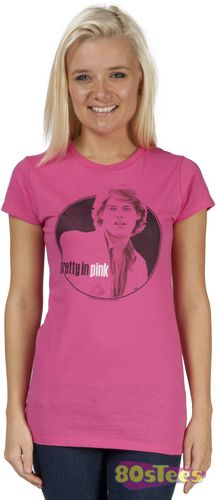 This Steff Pretty In Pink shirt features James Spader as the rich preppie Steff.