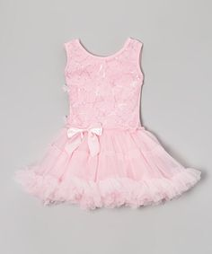 Take a look at this Sweet Pink Sequin Dress - Infant, Toddler & Girls by Inspiration Group on #zulily today!