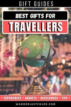 Looking for unique travel gifts? Wondering what to buy a traveler for Christmas or a birthday? I've popped together this list of ideas for the best travel gifts, with plenty of unique travel gifts, perfect for your favourite men and women! Christmas Gift Guide, Christmas Gifts For Her, Best Travel Gifts, Best Gifts, Packing Tips For Travel, Travel Essentials, Personalised Gifts For Him, Travel Organization, Practical Gifts