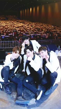 20170219 INFINITE ONLY SHOW Asia Fan Meeting Tour 2017 in Taipei - SungKyu MyungSoo Hoya SungYeol