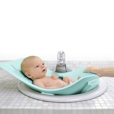 Find the perfect tub for your baby from ones that cradle newborns to whale shaped wonders that add tons of fun to bath time.