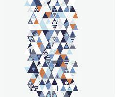 Mach mit beim Bernina Quilt-Along und nähe mit uns einen Samplerquilt aus verschiedensten Dreiecken