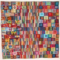 fiber art - quilt. fiber artists collective.