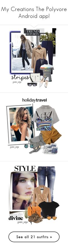 """""""My Creations The Polyvore Android app!"""" by goreti ❤ liked on Polyvore featuring Diane Von Furstenberg, Wallis, Lulu Guinness, Mary Katrantzou, Rupert Sanderson, Marc Jacobs, Calvin Klein, Levi's Made & Crafted, Miss Selfridge and See by Chloé"""