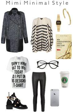 #style #fashion #combination #mimiminimalstyle