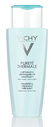 Vichy Puret Thermale Cleansing Milk Balm Makeup Remover 804 fl oz >>> Click image to review more details.
