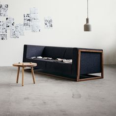 CURB sofa by SAYS WHO on Behance