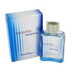 Salvatore Ferragamo Incanto Essential for men by Salvatore Ferragamo Eau De  Toilette Spray 3.4 oz by 706a5c1dbe