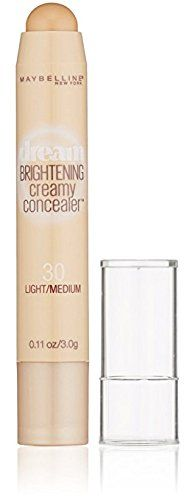 Maybelline Dream Brightening Creamy Concealer 30 Light Medium Pack of 2 *** Be sure to check out this awesome product.