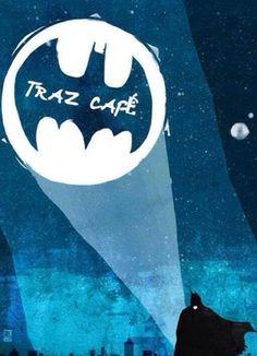 Traz café!!! :)