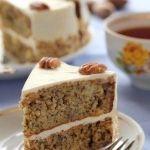 Gluten Free Hummingbird Cake Recipe and Smooth Cream Cheese Frosting