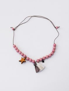 the   lucky star   necklace
