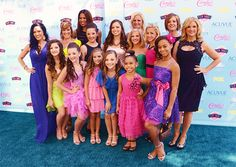 dance moms at the teen choise awards