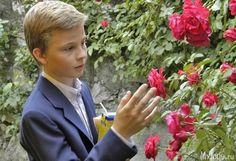6 Dec 2014 - Prince Nikolaus Sebastian Alexander Maria of Liechtenstein turns 14.