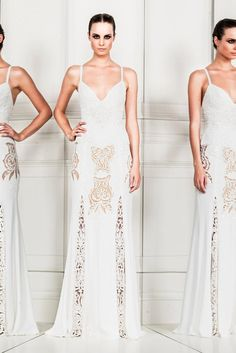 Zuhair Murad Spring 2014 Ready-to-Wear - Collection - Gallery - Look 1 - Style.com