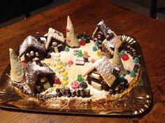 Villaggio di Natale: solo biscotti e caramelle