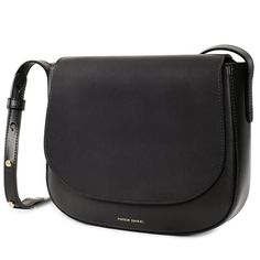 Mansur Gavriel Black Crossbody Bag  sol  Shop Super Street - 3 eba10d544ae30