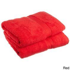 Superior 900 GSM Luxury Bathroom Towels, Made of Premium Long-Staple Combed Cotton, Set of 2 Hotel & Spa Quality Bath Towels - Red, x each Boho Bathroom, Bathroom Towels, Bath Towels, Turkish Cotton Towels, Towel Crafts, Luxury Towels, Luxury Linens, Linen Store, Bath Linens