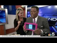 Cool Back To School Tech on NBC 5 Chicago's Weekend Web