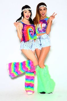 #iheartraves Trippy Outfit and Turn Up Outfit