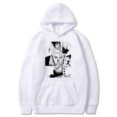 Cosplay One Piece Nami Anime Sweatshirt Langarm T-Shirt Hoodie Pullover Schwarz