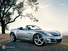 If I ever buy a convertible, it will be a Saturn Sky