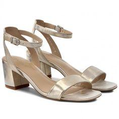 Sandale KAZAR - Rabia 28815-01-13 Auriu