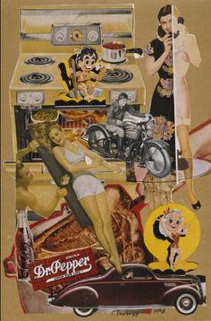 Eduardo Paolozzi - Dr. Pepper 1948