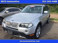 Used 2007 BMW X3 3.0si for Sale in Mobile AL 36608 SKCO Automotive