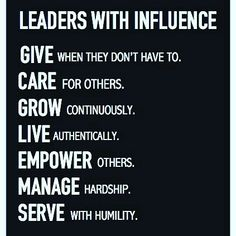 This is the type is leader i strive to be... I love coaching and helping others achieve their goals.  I am ready to start growing my team so that I can spoil people teach people empower people. No matter where I go or my buisness goes the number one thing is putting others first and helping them achieve their life by Design there is NO greater feeling than helping others. by christifitjourney
