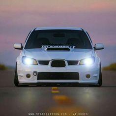 Subaru WRX STI Hawkeye.