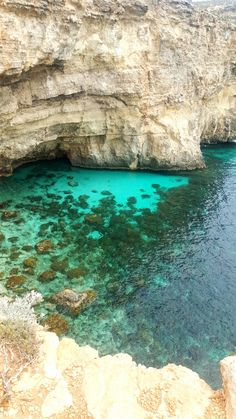 Malta, Comino a great place to hike, swim, eat and chill