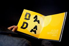 Showcase and discover creative work on the world's leading online platform for creative industries. Dada Manifesto, Tristan Tzara, Simple Shapes, Creative Industries, Student Work, Mood Boards, Books, University, Behance