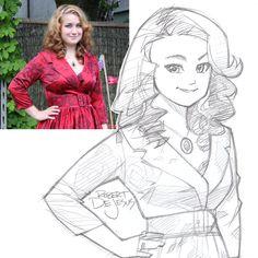 Banzchan on deviantART Discover The Secrets Of Drawing Realistic Pencil Portraits... http://pencil-portrait-mastery-today.blogspot.com?prod=aJbkhdJG