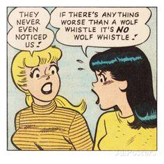 archie comics retro poster - Google Search