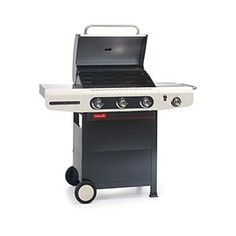 Grill ogrodowy Siesta 310 cream grill gazowy Barbecook
