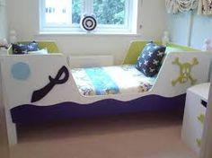 Bed boat idea