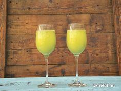 Ananászos zöld turmix - Receptek | Ízes Élet - Gasztronómia a mindennapokra