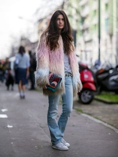 Le look tomboy chic