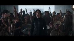 Our Mockingjay is finally here!