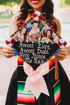Graduation should be celebrated as the day of success, a long and challenging process. The result of many years of … Graduation Cap Toppers, Graduation Cap Designs, Graduation Cap Decoration, Graduation Diy, Grad Cap, Graduation Outfits, Graduation Invitations, Graduation Picture Poses, Graduation Photoshoot