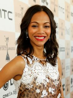 Born: June 19, 1978 With her slim, athletic build and delicate bone structure, Zoe Saldana is the ve...