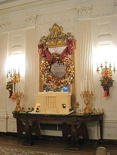 White House Christmas via Stefan Hurray