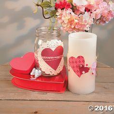 Valentine Mason Jar Idea