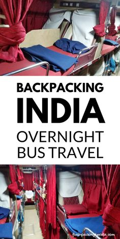 Travel India tips, backpacking south Asia. backpacking india first trip how to get around overnight sleeper bus travel ideas for goa, mumbai, kerala, delhi. india Overnight sleeper bus in India 🚌 NO it's not that bad 🚌 PHOTOS 🚌 Backpacking India travel Bus Travel, Travel Humor, Europe Travel Tips, New York Travel, Travel Alone, Travel Destinations, Travel Quotes, Kerala Travel, India Travel