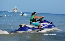 The other side of Cebu Island, Philippines Beach Cove, Cebu, The Other Side, Stunning View, Philippines, My Photos, Surfing, Boat, Island