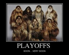 playoffs are soon