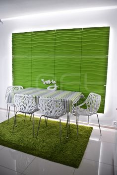 Stream - model 27 - Click at the photo to get more information or to visit our website. Outdoor Sofa, Outdoor Furniture Sets, Outdoor Decor, Loft Design, House Design, Decorative Wall Panels, 3d Wall Panels, Design System, Kermit