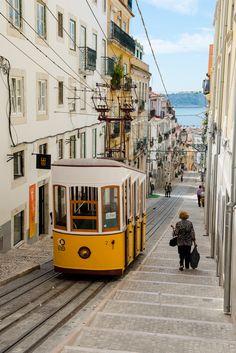 Bairro Alto, Lisbon | Portugal (by loody Stupid Johnson)