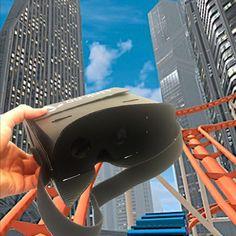 An awesome Virtual Reality pic!  På Link.no vår blogg for alle som elsker digitale dingser og trender kan du lese om virtual reality (VR)  Det kommer mye kult VR-utstyr i år  En billig variant er Cardboard VR-briller! Har du lyst på våre Cardboard VR-briller?  Alt du trenger å gjøre er å skrive hva du synes vi skal kalle VR på norsk  nestenvirkelighet virtuell virkelighet...eller noe helt annet? Vi trekker 1 heldig vinner nå på mandag (18/1 2016) kl. 10  #Telenor #VirtualReality #VRbriller…
